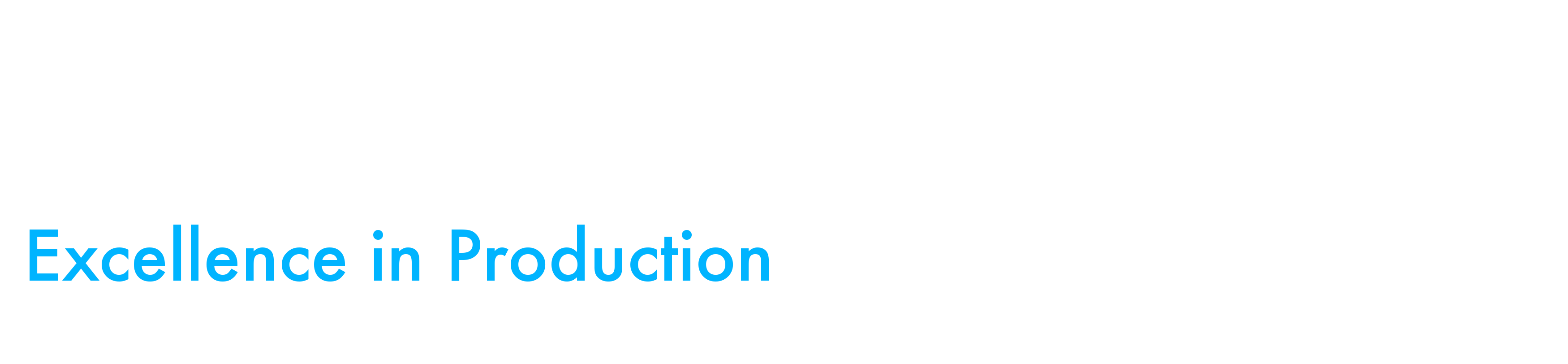 Production Live